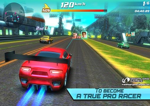 لعبة سباق السيارات Drift Car City Traffic Racer