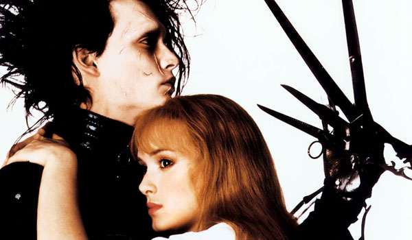 Les 7 Films les plus marquants - Edward aux mains d'argent - Tim Burton - DeuxAimes