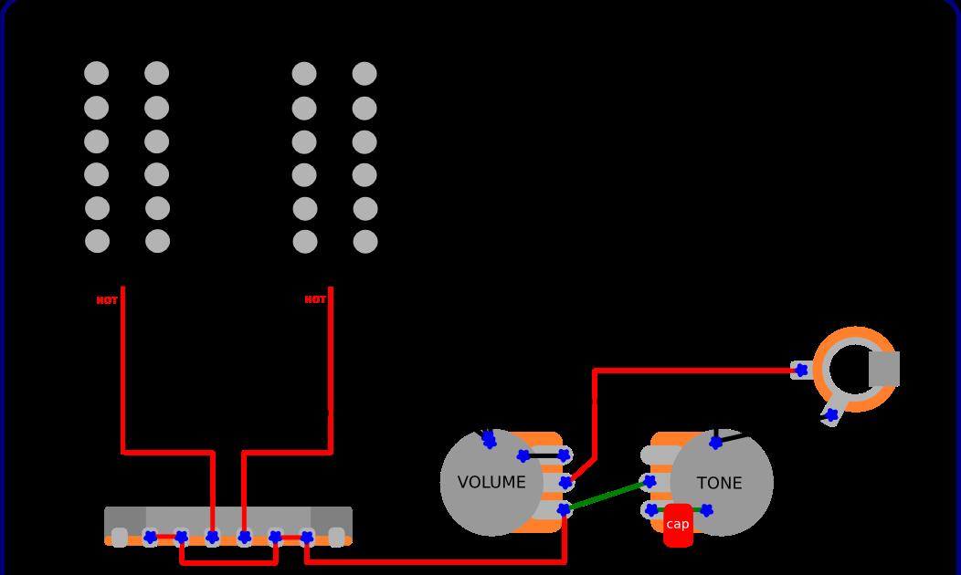 Bass Guitar Wiring Bass Guitar Wiring Diagram