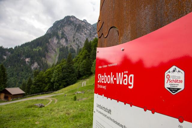 Stebok-Wäg  Wandern im Klostertal  Freiburger Hütte und Formarinsee  Vorarlberg-Wandern  Wanderung Lechquellengebirge 03