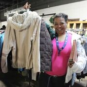 Our collection of coats grows every year, donate today to help our community stay warm!