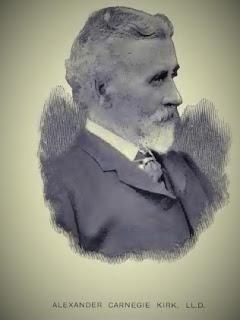 Alexander Carnegie Kirk