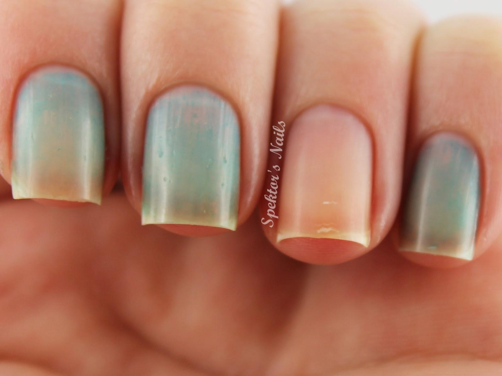 Natural gel nail polish - Awesome Nail