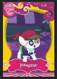 My Little Pony Pipsqueak Series 2 Trading Card