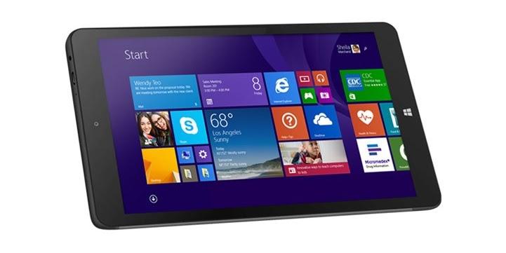 Harga Advan Vanbook W100 Terbaru September 2016, Tablet Windows 8.1 Dengan Prosesor Intel Quad Core