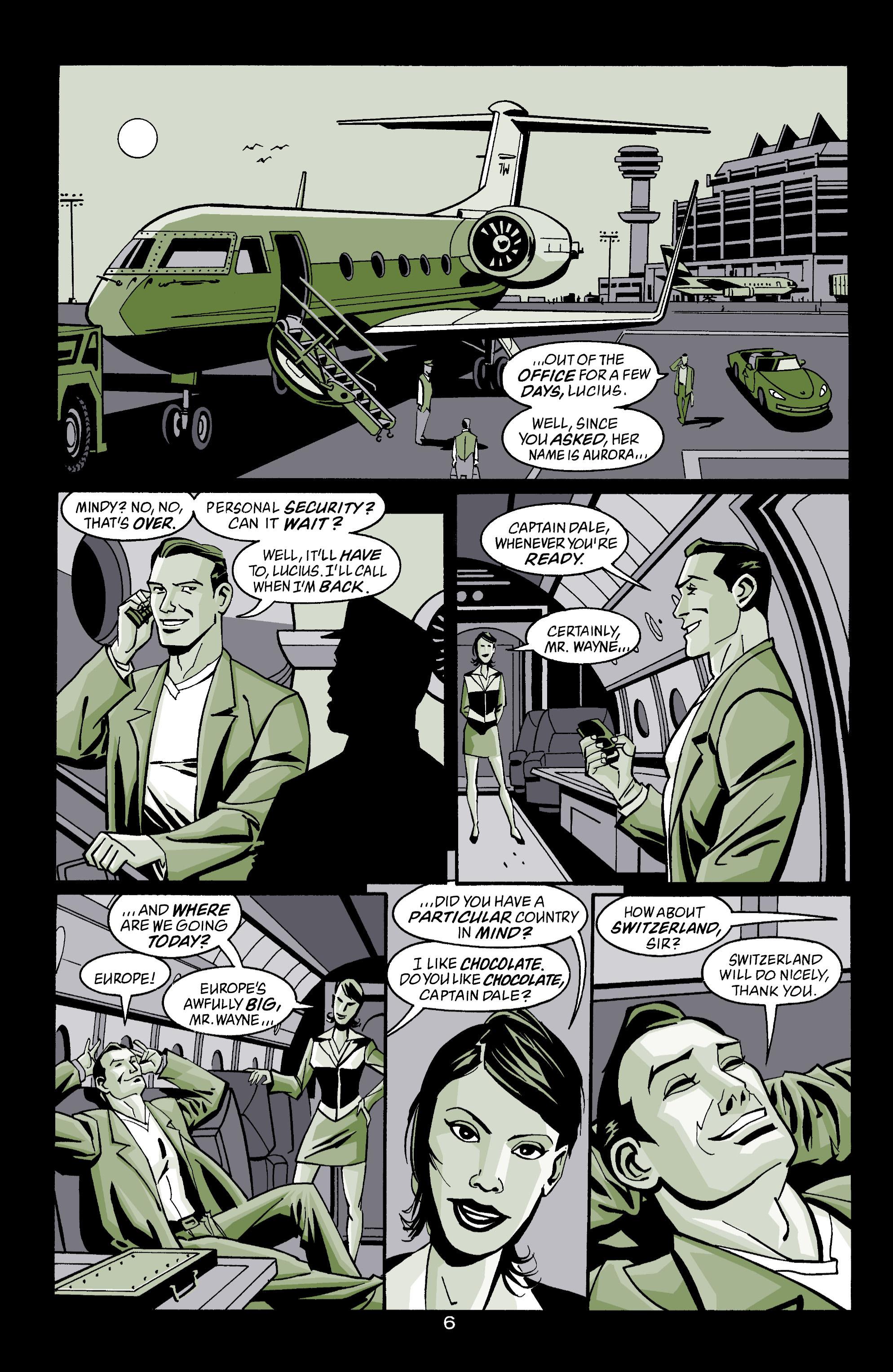 Detective Comics (1937) 750 Page 6