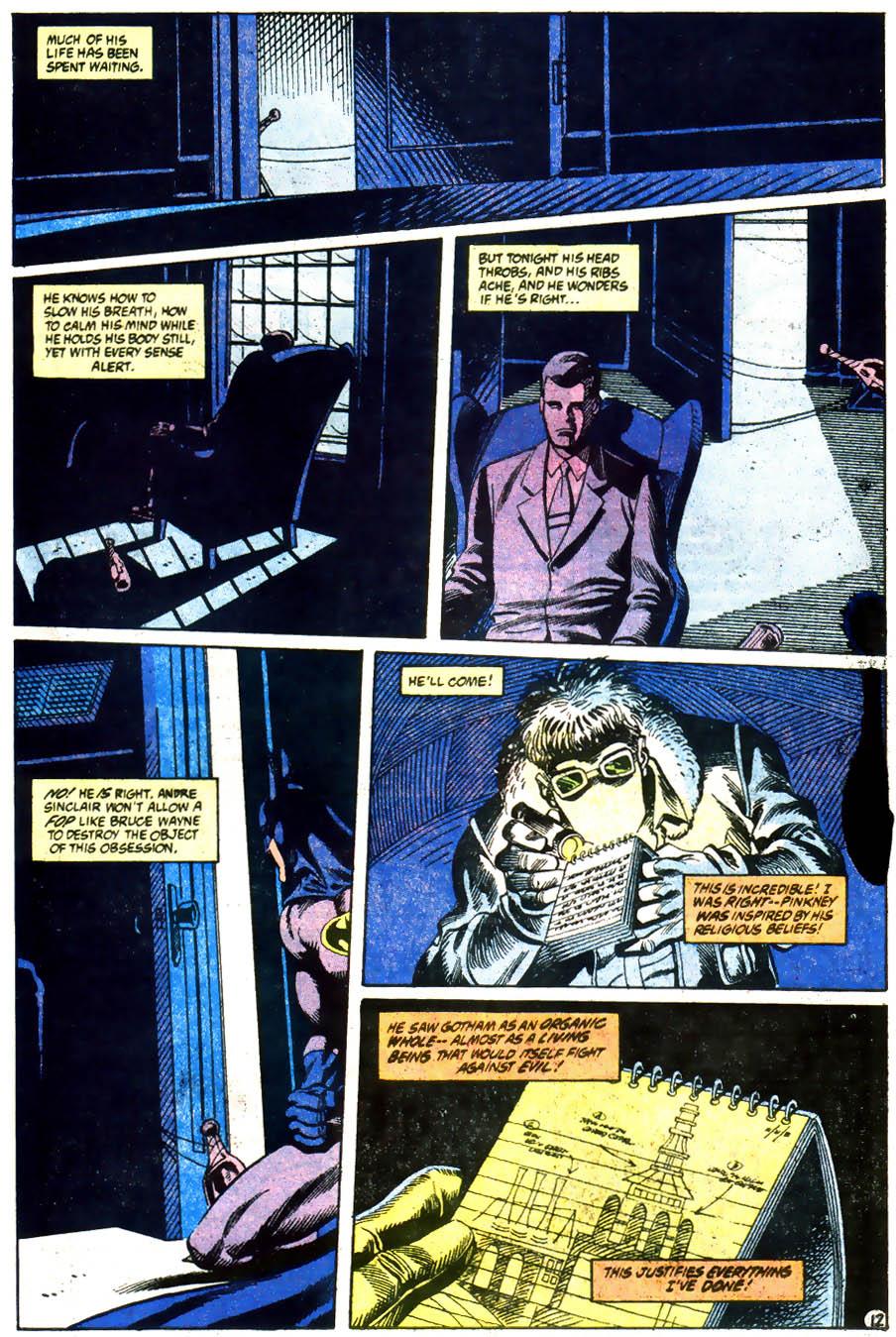 Detective Comics (1937) 641 Page 12