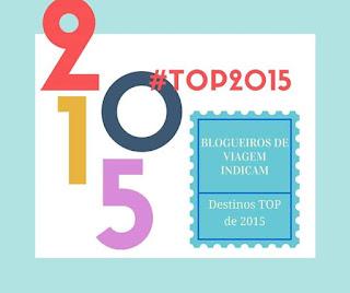 Top 10 - viagens 2015 - blogagem coletiva