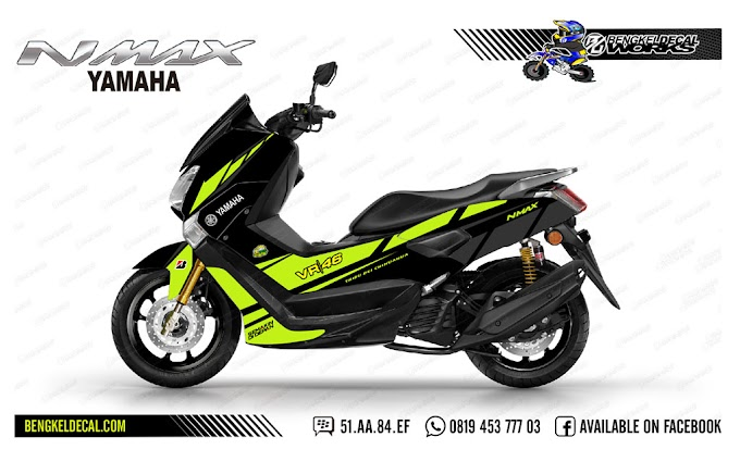 NMAX MONSTER TECH