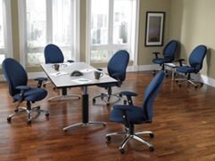 OFM Conference Table and Chairs