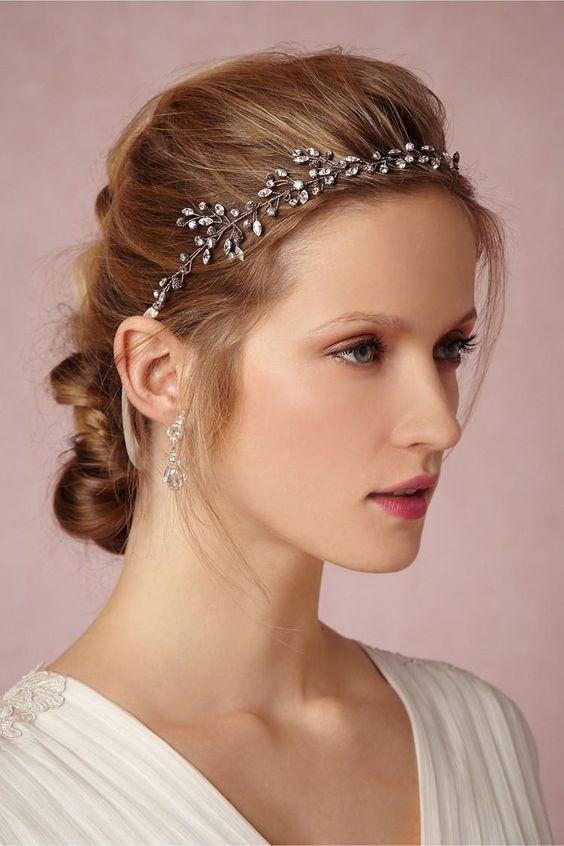 La moda en tu cabello modernos peinados de moda para - Peinados modernos para boda ...