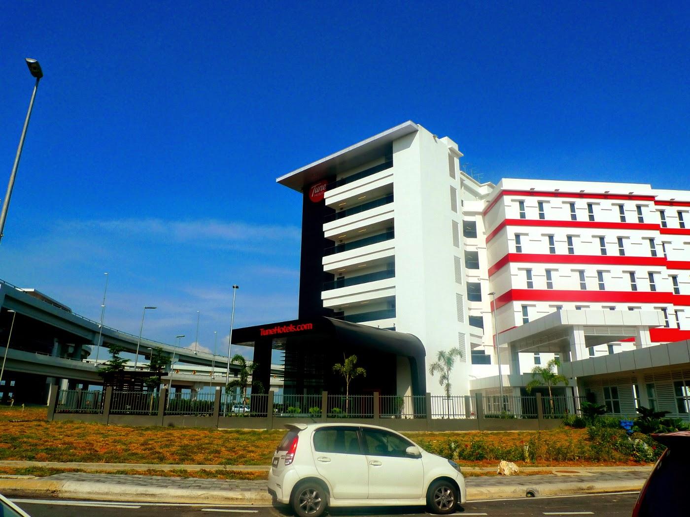 khách sạn Tune ở sân bay KLIA2
