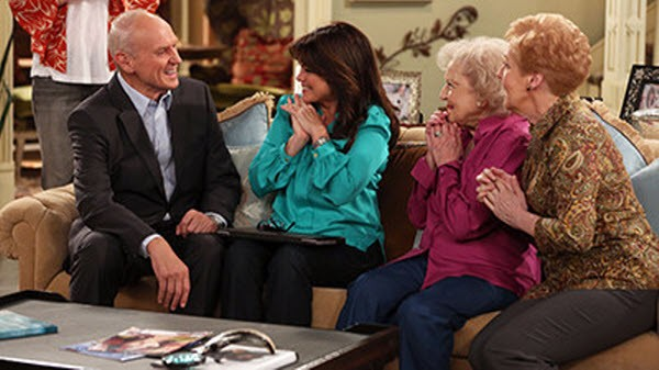 Hot in Cleveland - Season 4 Episode 04: GILFs