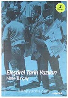 Mete Tunçay - Eleştirel Tarih Yazıları