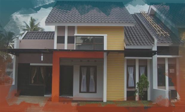 Rumah dijual di Bandung