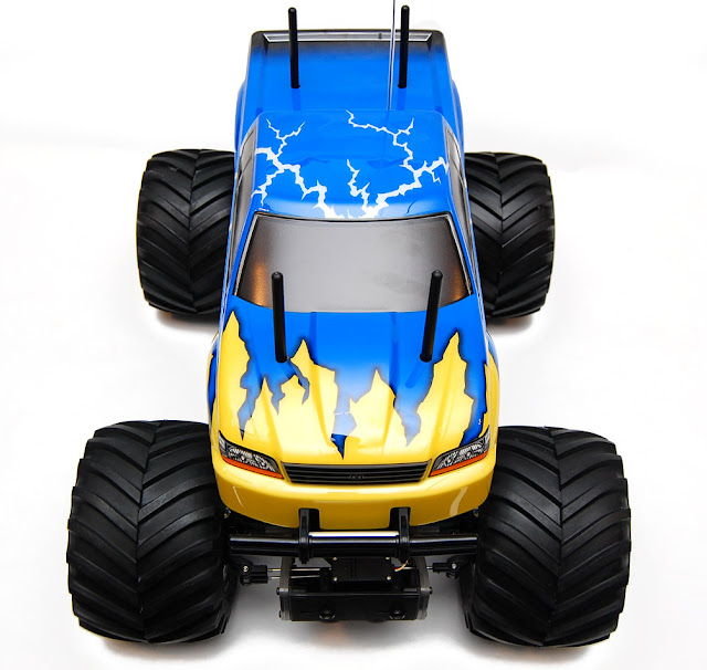 Tamiya TXT-1 rc monster truck