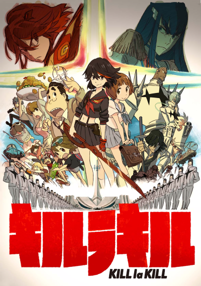 Kill la Kill Batch Subtitle Indonesia