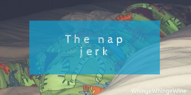 The nap jerk: The non-sleeping toddler