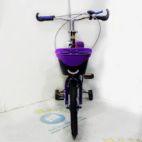 Sepeda Lipat Anak Axxil 613
