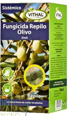 Fungicida repilo olivo