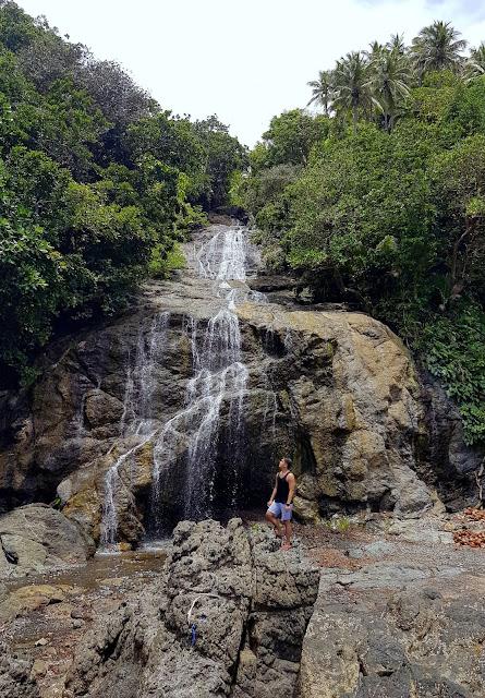Bisibis Falls, Barangay Cagsiay III, Mauban Quezon