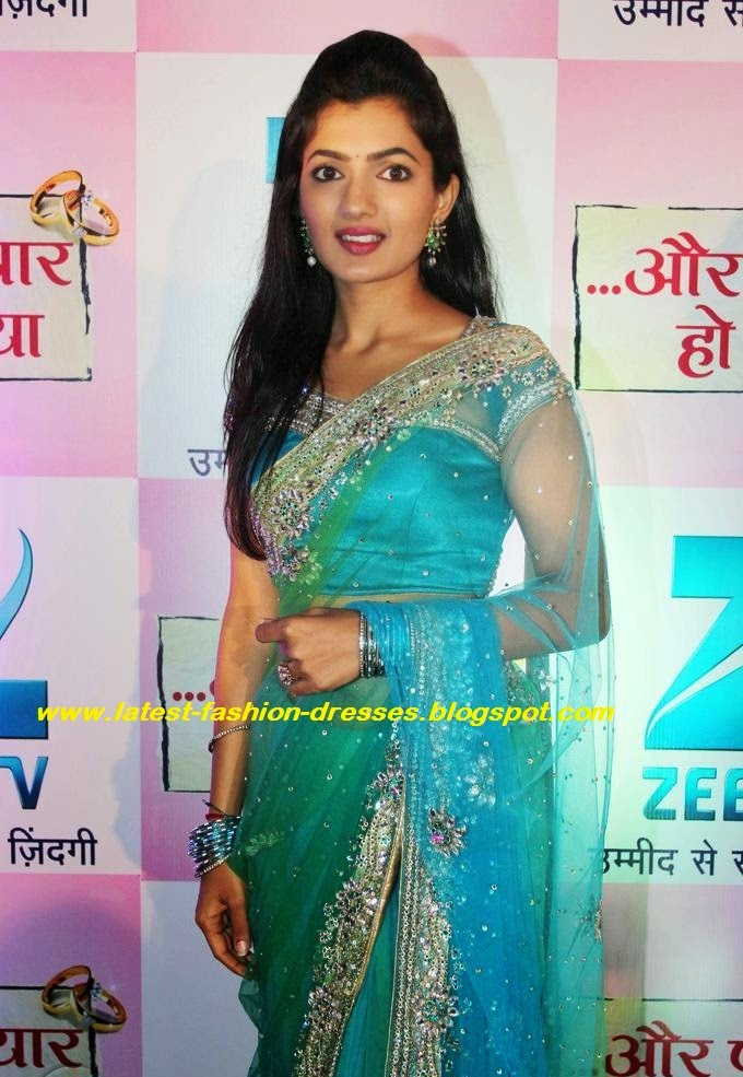 HINDI SERIAL ACTRESS SAREE PHOTOS