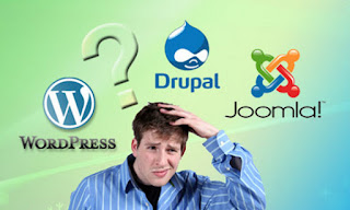 wordpress - drupal - joomla