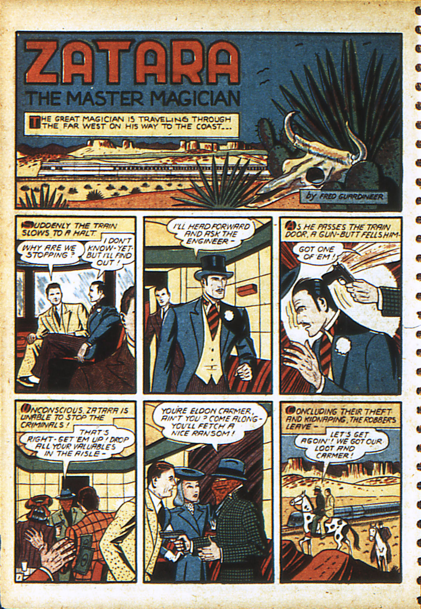 Read online Action Comics (1938) comic -  Issue #28 - 57
