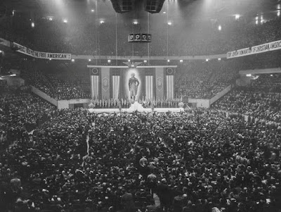 nazis Madison Square Garden
