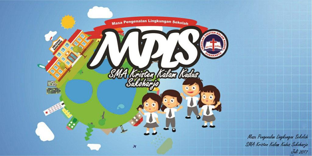 Adakan MPLS, SMA Kristen Kalam Kudus Undang Duo Blangkon