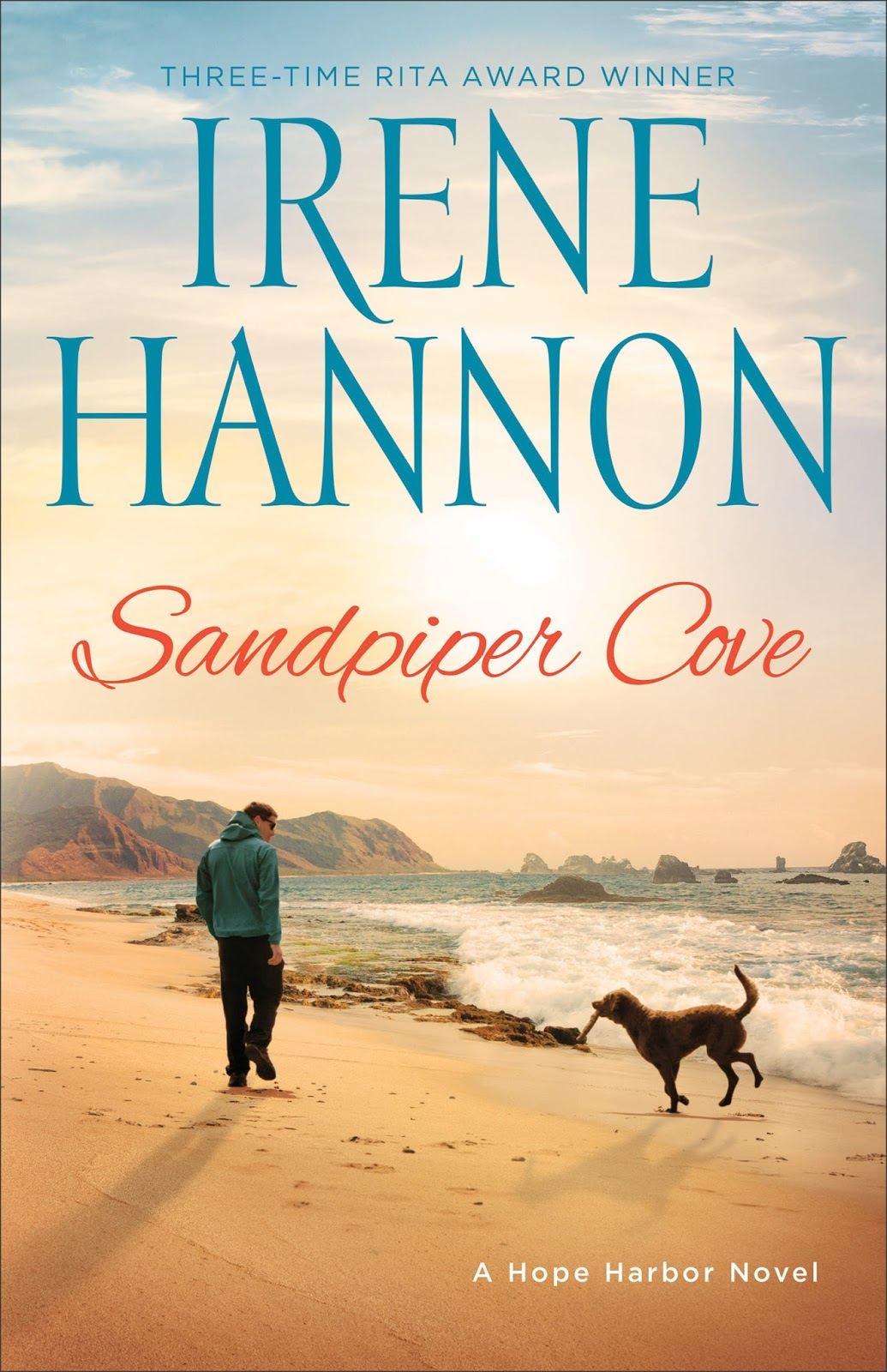 Irene Hannon Welcomes Readers Back To The Enchanting Seaside Town Of Hope  Harbor, Oregon, In Her Novel Sandpiper Cove, Releasing April 2017