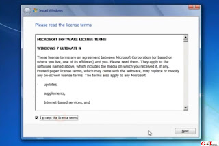 How to install a windows operating system