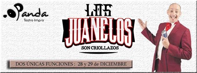 Los Juanelos en Arequipa - 28 y 29 de diciembre