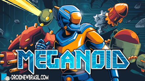 Meganoid 2017 Apk v2.0.1 Paid Android
