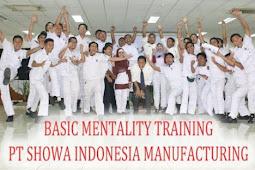 Lowongan Kerja PT Showa Indonesia Astra Group