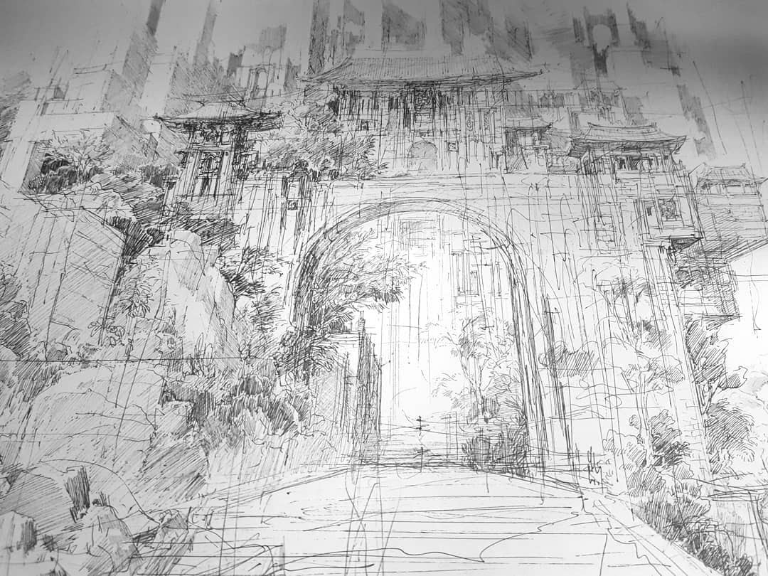 05-PaperBlue-Large-Ghostly-Detailed-Fantasy-City-Expanse-www-designstack-co