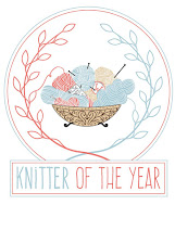 Knit Now Magazine Online Knitter of the Year 2016