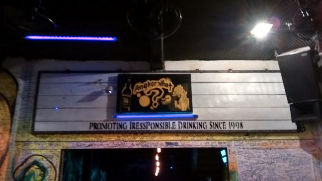 bar pubs in pub street siem reap