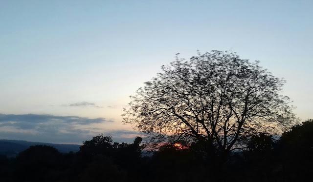 sunset,puesta de sol