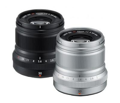 فوجي فيلم تطرح عدسة Fujinon XF 50mm f/2 R WR المُخصصة للبورتريهات
