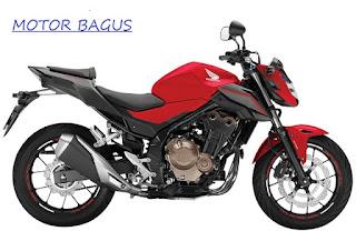 Harga Baru motor CB500F lengkap dengan spesifikasi