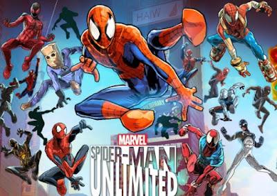 Gameloft Spider-Man games
