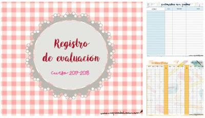 registro evaluacion 2018-19