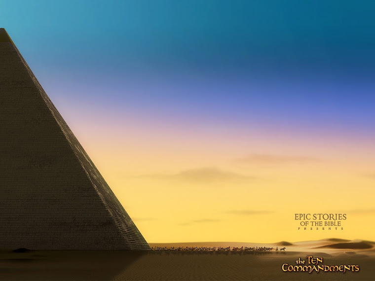 Commandments - Egypt Wallpaper - Christian Wallpapers and Backgrounds