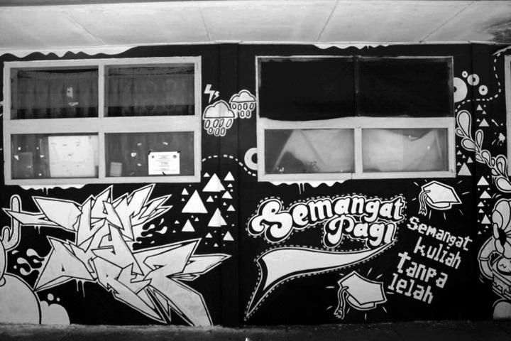 Label mural