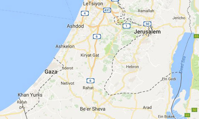 Benarkah Google Memadamkan Palestin Dari Google Maps