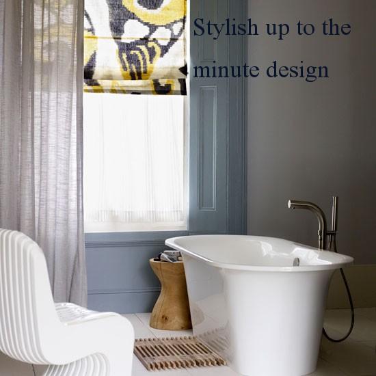 A World Of Inspiration: Bathroom Bliss