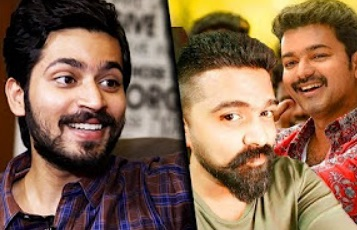 Nee Innum Yenna Kalachirukalam : Simbu told Harish for the BIGG BOSS's STR Task | Interview