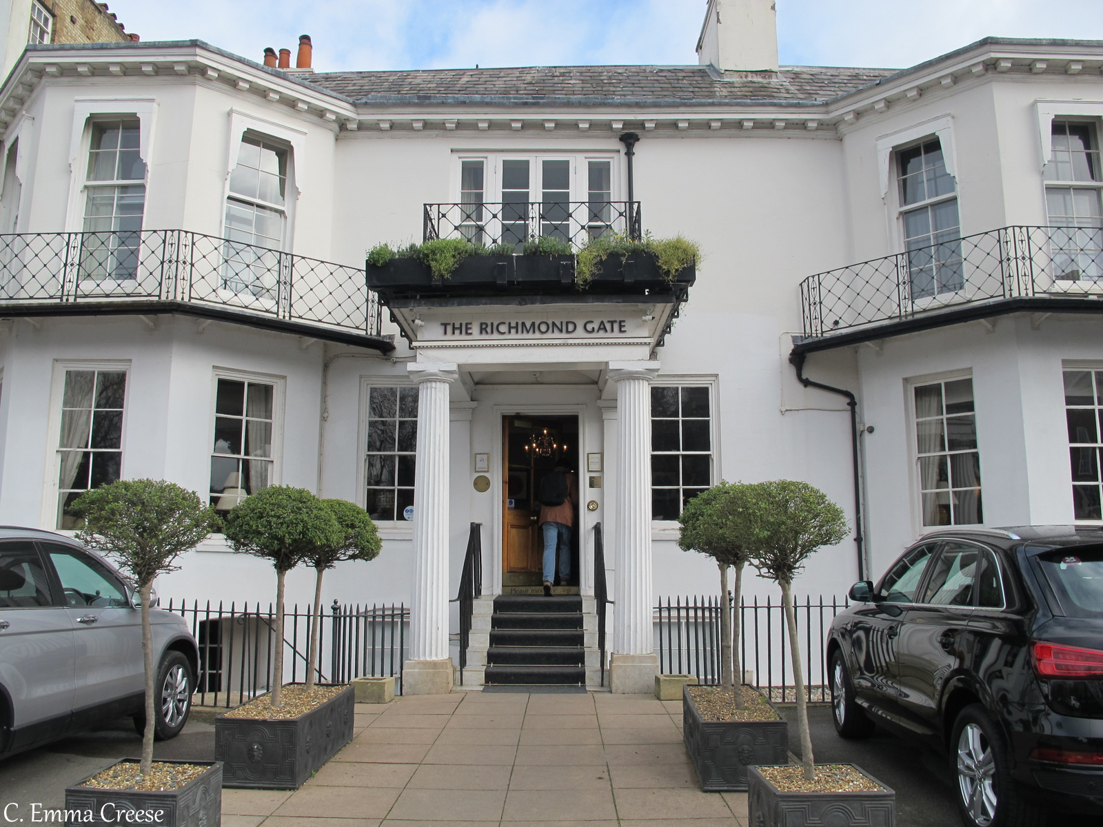 Richmond Gate Hotel And Spa