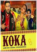 KOKA – Lyrics   KHANDAANI SHAFAKHANA Poster